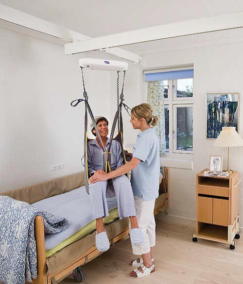 Invacare Robin Ceiling Track Hoist X-Y Systems: